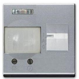 Detector movimiento empotrar Plata Niessen Zenit N2241 AN