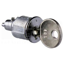 Cerradura con llave para cuadros Pragma Schneider PRA0050