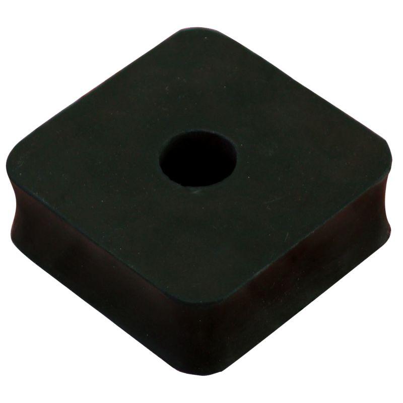 Accesorios Instalación A.A. AGFRI Pastilla Silentblock amortiguador de caucho PA-40 (50x50x25mm)