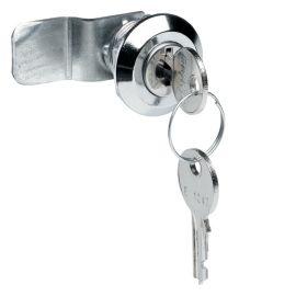Cerradura con llave para puertas New Vega D Hager FD00S1