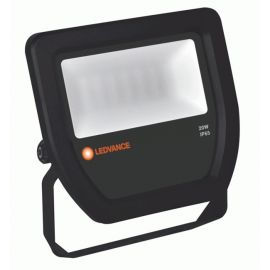Proyector Floodlight led 20W 3000K negro IP65 Ledvance