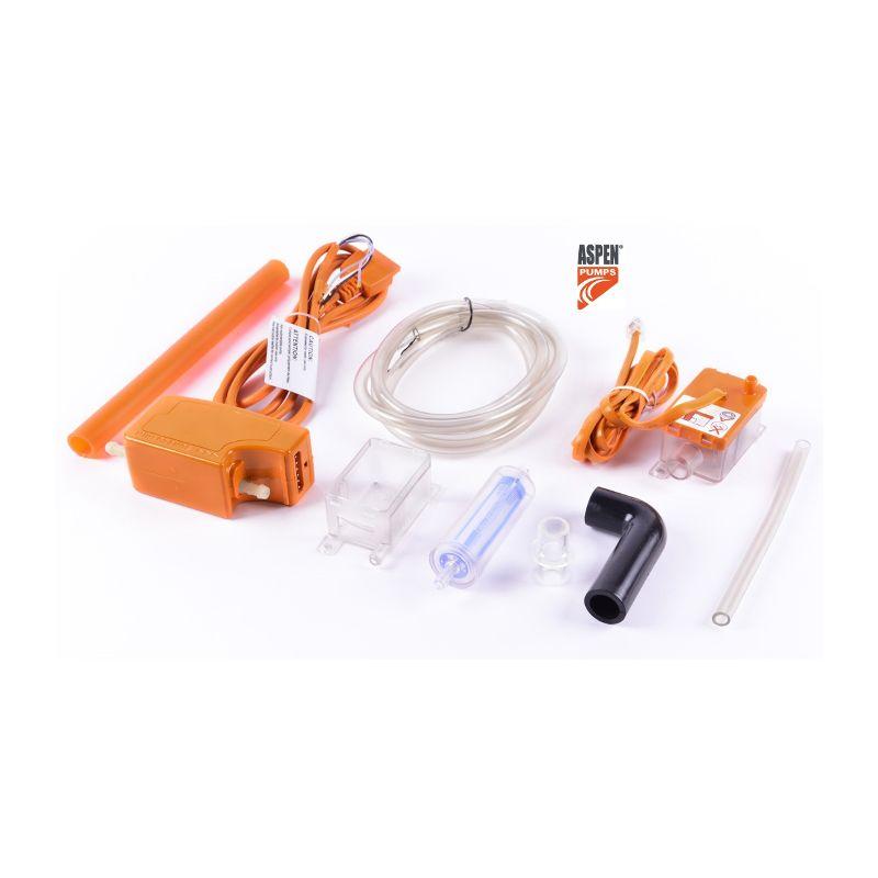 S.A. CHARMEX, S.A. Bomba de Condensados Aspen Mini Orange para Aire Acondicionado