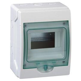Minicofret Kaedra estanco IP65 1 fila 6 módulos Schneider 13979