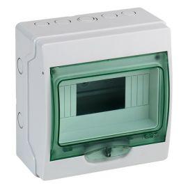 Minicofret Kaedra estanco IP65 1 fila 8 módulos Schneider 13978
