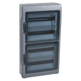 Cuadro automáticos estanco IP65 4 filas 72 módulos Legrand 601838