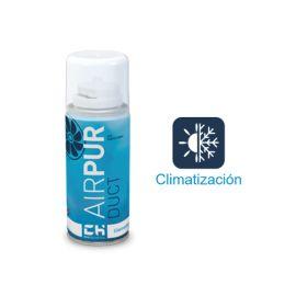 Aerosol Airpur Duct Eliminador de olores para todo circuitos de aire acondicionado Bote Spray 100ml