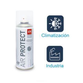 Airpur Protect sp Barniz protector para Aletas en Intercambiadores, contra oxidación Bote Spray 400ml