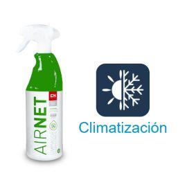 Airnet Desinfectante - Bactericida Limpiador para Aire Acondicionado Pulverizador 750ml