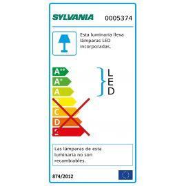 Focos de empotrar led circulares SYLVANIA Aro led Start Spot 6,5W estanco IP65 600lm luz natural 4000K