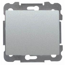 Mecanismos BJC Tapa ciega Aluminio Mercurio BJC Iris 18033-MA