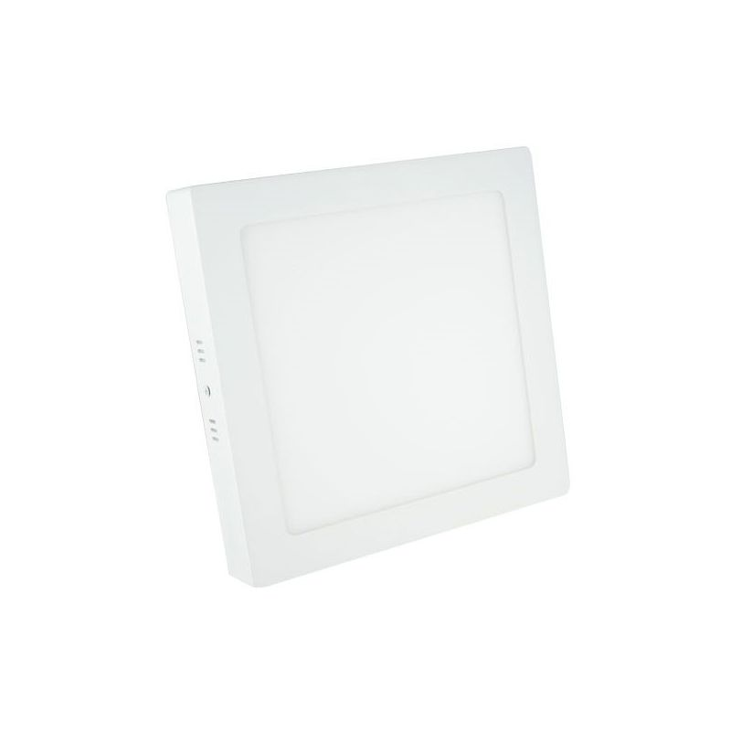 PRILUX PRILUX Downlight superficie cuadrado blanco 18W 3000K Breno Prilux