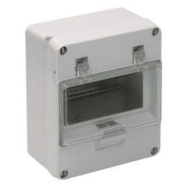 Caja estanca de automáticos IP54 6 módulos Solera 899
