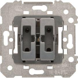 Conmutador + pulsador BJC Iris 18515