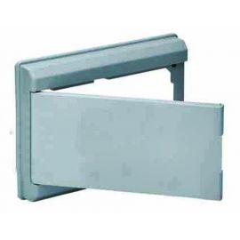 Marco y puerta color gris 5201 Solera Clásica 276X410mm