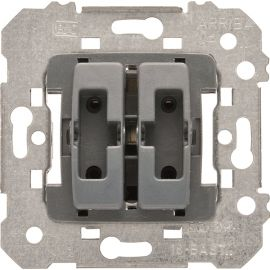 Doble interruptor de persianas BJC Iris 18569