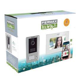 Kit Videoportero WIFI Fermax 1431 WAY-FI