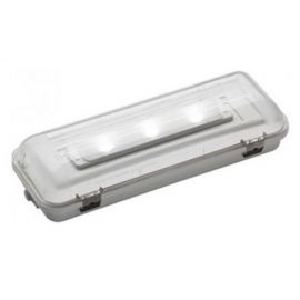Emergencia led 620lm IP65 1h Hermetic DE-600L Normalux