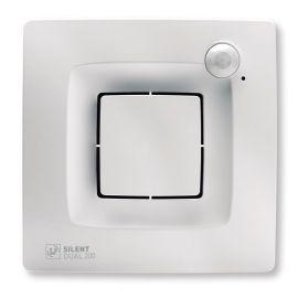 Extractor de baño S&P Silent Dual 200 con sensor de movimiento y humedad