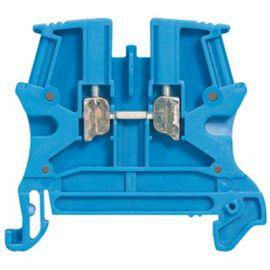 Borna de conexión Viking 3 color azul 2,5 mm2 carril din
