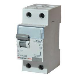 Diferencial 2P 40A 30ma AC Legrand TX3 403033