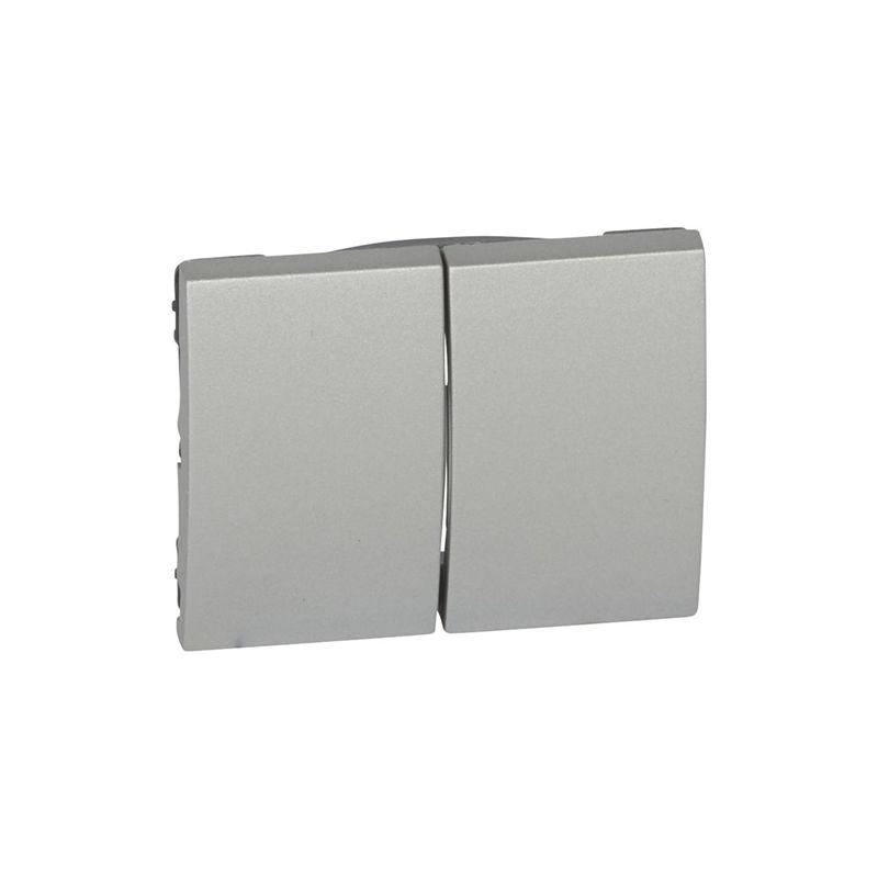 Legrand galea life Marco 1 elemento armonia aluminio