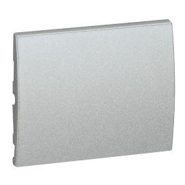 Tecla interruptor - conmutador aluminio Legrand Galea Life  771310