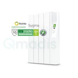 Emisor Térmico de Fluido Rointe Sygma 440W Control Digital 4 Elementos Color Blanco
