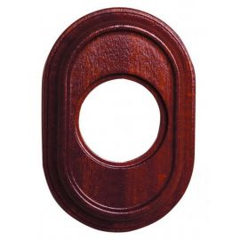 Marco 1 elemento madera sapelly oval Fontini Venezia 35-801-16-2