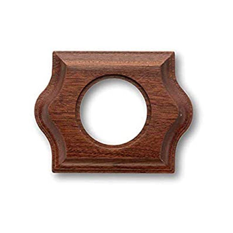 Interruptores y Enchufes por marca FONTINI Marco 1 elemento madera sapelly clásica Fontini Venezia 36-801-16-2