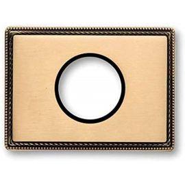 Marco 1 elemento dorado metal Fontini Venezia 39-801-50-2