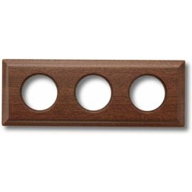 Marco 3 elementos madera sapelly carré Fontini Venezia 36-813-16-2