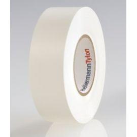 Cinta aislante de PVC 19mm x 20m blanco HellermannTyton