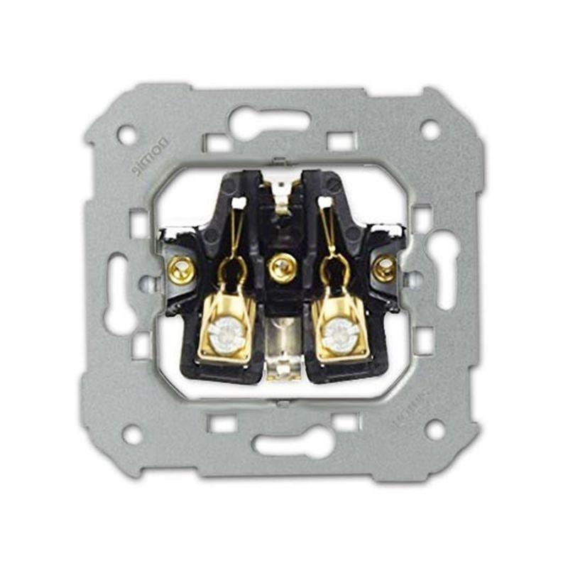 Interruptores y Enchufes por marca SIMON Enchufe schuko 2P+TT Simon 75432-39 series 75,82,88