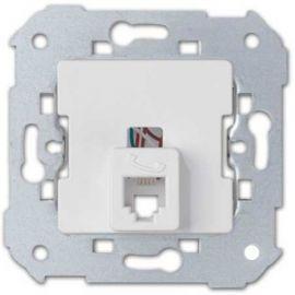 Toma teléfono RJ12 6 contactos blanco Simon 75481-30 series 75,82,88
