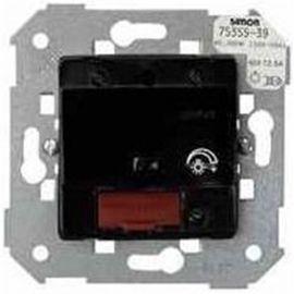 Regulador-conmutador luz infrarrojos a triac Simon 75355-39 series 75,82,88