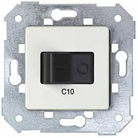 Interruptor automático magnetotermico blanco Simon 75410-30 series 75,82