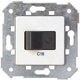 Interruptor automático magnetotermico 16A blanco Simon 75411-30 series 75,82