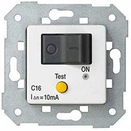 Interruptor automático magnetotermico + diferencial blanco 16A/16mA Simon 75417-30 series 75,82