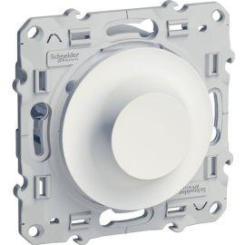 Regulador universal giratorio blanco Schneider Odace S520515