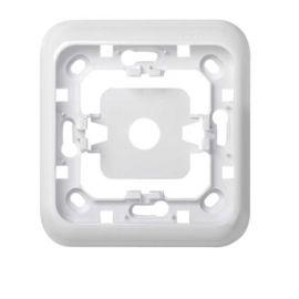 Marco 1 elemento blanco Simon73 73610-30