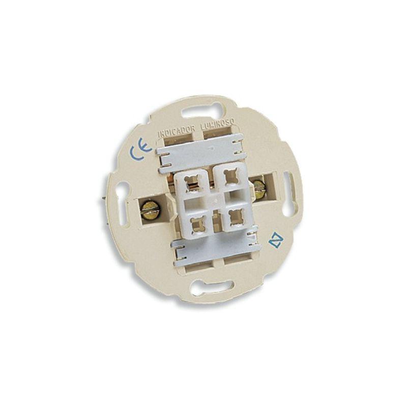 Interruptores y Enchufes por marca BJC Interruptor-conmutador BJC Ibiza 10506