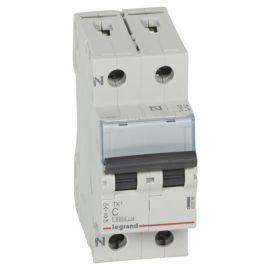 Interruptor Automático Magnetotérmico 1P+N 25A TX3 Legrand  403588