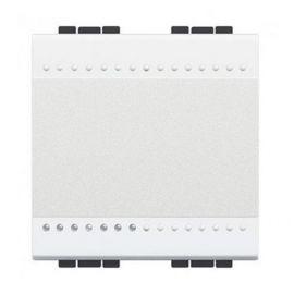 Conmutador 16A ancho blanco Bticino Livinglight N4003M2A