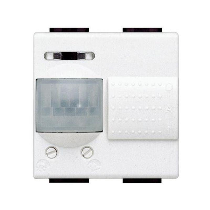Interruptores y Enchufes por marca BTICINO Detector movimientos infrarrojos blanco Bticino Livinglight N4432