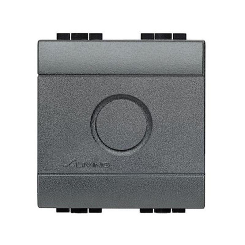 Interruptores y Enchufes por marca BTICINO Tapa ciega ancha antracita Bticino Livinglight L4951