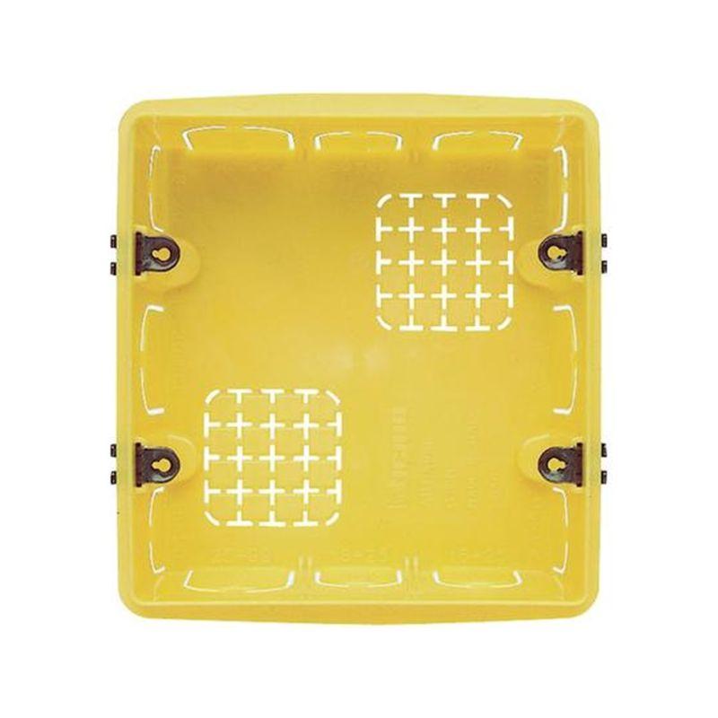 Interruptores y Enchufes por marca BTICINO Caja universal de empotrar de 6 mod Bticino Livinglight 506E