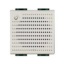 Timbre electrónico 3 sonidos Bticino Livinglight N4355/12