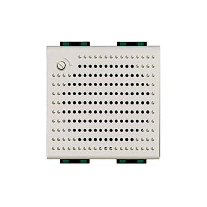 Interruptores y Enchufes por marca BTICINO Timbre electrónico 3 sonidos Bticino Livinglight N4355/12