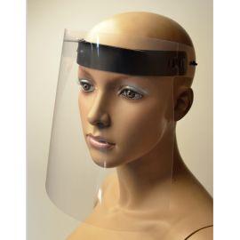 Pantalla facial PVC protectora COVID-19
