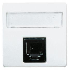 Toma RJ45 8 contactos blanco Niessen Stylo 22185 BA